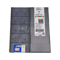 Details about  /ISCAR DCMT11T304-SM IC907 DCMT3-1-SM IC907 carbide inserts 10pcs