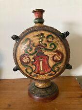 Ceramica Anfora Buclione Di Montopoli Arno Altezza 34 X 25 Cm