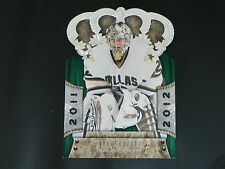 2011-12 Crown Royale #29 Kari Lehtonen Dallas Stars
