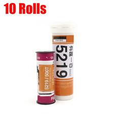 10 Rolls Kodak Vision3 500T/5219 ISO 500 120 Cine Color Negative Film