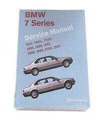 NEW BMW E38 740i 740iL 750iL 1995-2001 Service Repair Manual Bentley