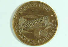 Knoxville Tennessee 1982 World Fair United States Pavilion Medal