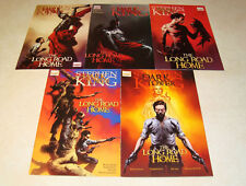 Stephen King Dark Tower Long Road Home 1 2 3 4 5 Full Set 1st Prints