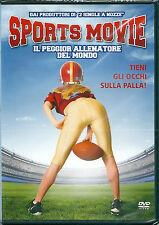 Sports Movie. Il peggior allenatore del mondo (2007) DVD NUOVO David Koechner