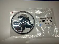 Genuine GM holden rear deck lid trunk emblem nib ss ssv sv6