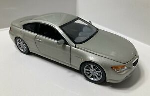Hot Wheels 1:18 Scale Diecast RARE Champagne BMW 645Ci Coupe