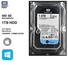 "WD WESTERN DIGITAL SE 1TB 3.5"" Internal Hard Drive SATA WD1002F9YZ PC"