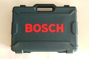 Bosch Drill Sturdy Hard Plastic Green Case/Box Only Part 2610915780 Made in USA