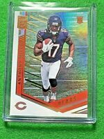 ANTHONY MILLER RC JERSEY #17 SP#/699 CHICAGO BEARS PRIZM 2018 Donruss Elite SP