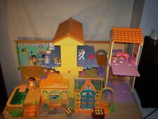 Dora the Explorer Huge Lot Doll House Play Sets Figures and Accessories