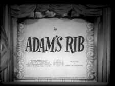 16MM ADAMS RIB 1949 SPENCER TRACY KATHERINE HEPBURN CLASSIC FEATURE