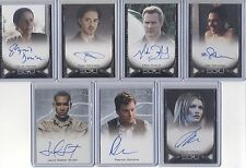 RITTENHOUSE SG-U SEASON 2 AUTOGRAPH RYAN KENNEDY as DR WILLIAMS
