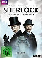 Sherlock: Die Braut des Grauens [2 DVDs] von Douglas...   DVD   Zustand sehr gut