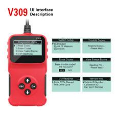 V309 Tester Universal OBDII Display Diagnostic Tool Scanner Code Reader Scanner