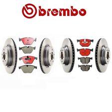 Brembo Rear Brake Kit Ceramic Pads Disc Rotors 336mm For BMW E90 E92 E93 335is