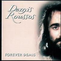 CD audio.../...DEMIS ROUSSOS.../...FOREVER DEMIS....