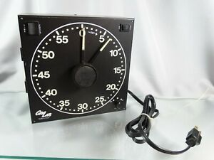 GraLab Model 300 Darkroom Timer with Instructions, Tested