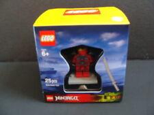 NEW LEGO Minifigure Gift Target Exclusive Lightning Lad Ninjago City Cube 2015