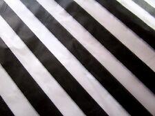 12~Black Stripe Tissue Paper~Gift Wrap~Diy Pom Poms~12 Quality Sheets~Lrg~20x30