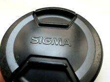SIGMA 77mm Front Lens Cap snap on type Genuine original OEM EX APO LCF-77 II