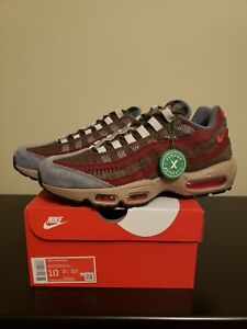 Nike Air Max 95 Freddy Krueger  Size 10 dead stock  (DC9215-200) Stockx NEW