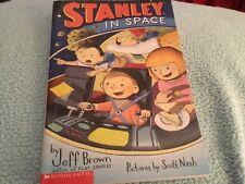 FLAT STANLEY SERIES;STANLEY IN SPACE paperback
