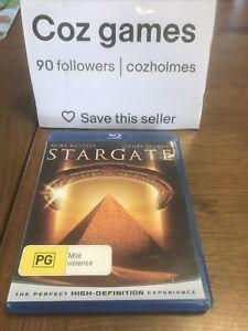 Stargate The Movie Original Australian Release Rare Sci-fi Movie Blu Ray