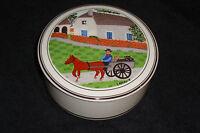 Villeroy & Boch - Naif - Trinket Box - Horse and Cart