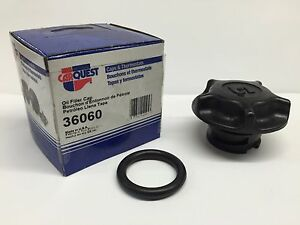 Carquest 36060 Oil Filler Cap Ford, Lincoln, Mazda