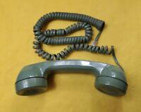 Vintage Western Electric Green Telephone 📞 Handset