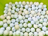50/100 LOT Assorted Brands AAA Great Condition Golf Balls - Mixed Grades