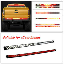 12W 60CM Car Tailgate LED Signal Light Turn Reverse Lamp Bar Streamer Universal