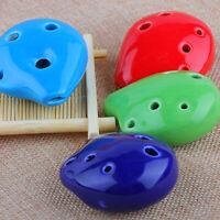 keramik - handarbeit. musikinstrumente 6 - loch - mundharmonika c - taste