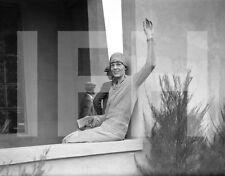 8x10 Print Amelia Earhart Historic Aviator #3466