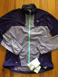 NWT Women's Ladies' Pearl Izumi Elite Barrier Cycling Jacket