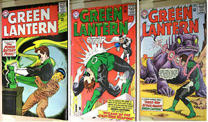 Green Lantern 32, 33, 34