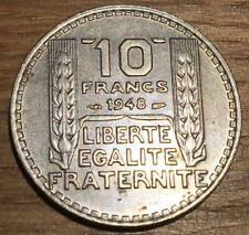 PIECE DE 10 FRANCS TURIN 1948 (215)