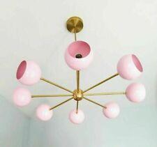 Modern Sputnik Industrial chandelier 8 Eyeball Shaped chandelier