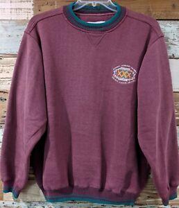 Super Bowl XXX Sweatshirt XL Vintage Bonus Cap/Postcard/Pins Logo Athletic Tag