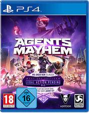 Ps4 Agents of Mayhem Uncut neu&ovp Playstation 4
