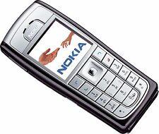 Nokia 6230i Sbloccato Macchina Fotografica Bluetooth Classico Cellulare nuova condizione