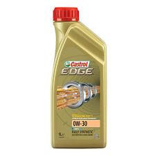 Olio Castrol Edge Titanium FST 0w30 Originale BMW Longlife 04 6 lt