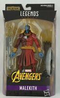 Hasbro Marvel Legends Avengers Series Malekith Action Figure Infinity War w/ BAF