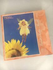 """Valerie Tabor-Smith """"Sunflower Fairy"""" 750 Piece Jigsaw Puzzle New"""