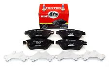 MINTEX FRONT AXLE BRAKE PADS OPEL FIAT VAUXHALL MDB2854 (REAL IMAGE OF PART)
