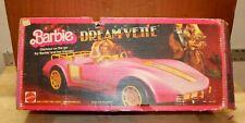 Vintage 1980 Mattel Barbie Dream Vette Corvette Sports Car with Box #3299