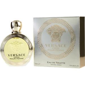 Versace - Eros Pour Femme Eau De Toilette (100ml)