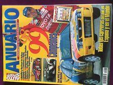 Jahrbuch Sport Auto 1998 Annuario La Coruña Rally WRC Formule 1 210 Seiten