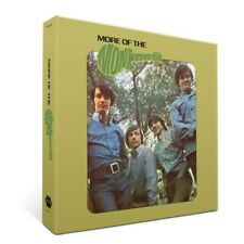 MORE OF THE  MONKEES SUPER DELUXE CD EDITION BOX SET Handmade RHINO NEW SEALED