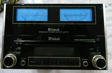 New listing Refurbished Old School Mcintosh Mx406 Cd With Mpm4000 Meter And Rare Install Kit
